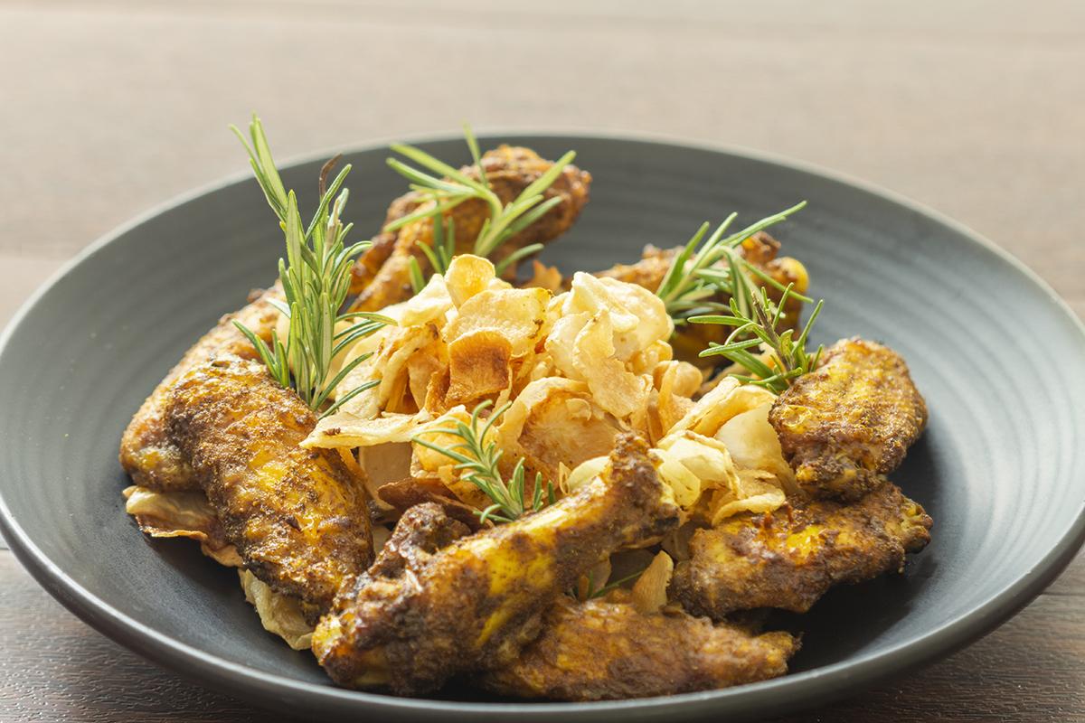 Alette di pollo ricetta