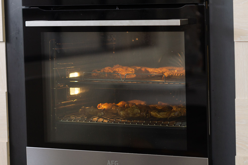cuocere in forno le ali di pollo