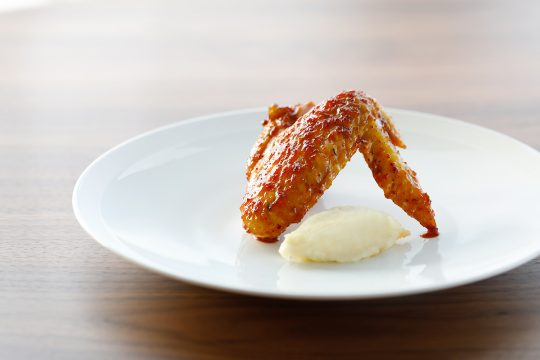 alette di pollo piccanti ricetta in padella