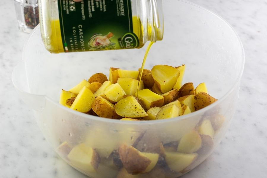 condire le patate