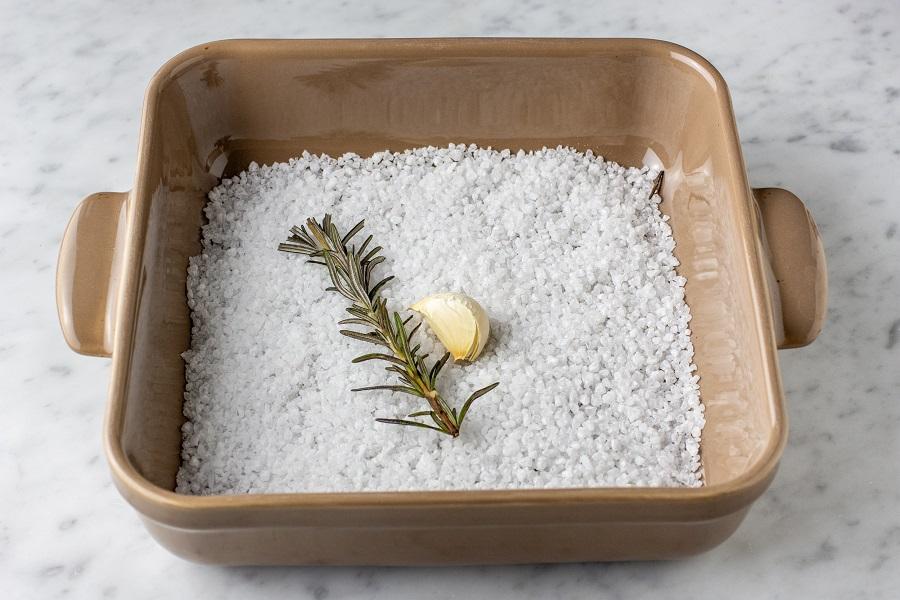 galletto grill al sale