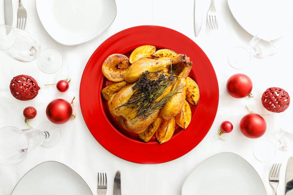 pollo all'arancia ricetta