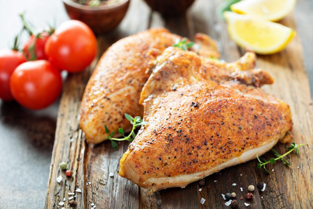 come cucinare il petto di pollo