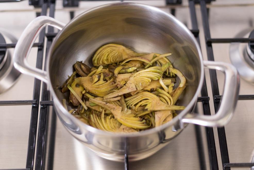 pasta-ai-carciofi-ricetta