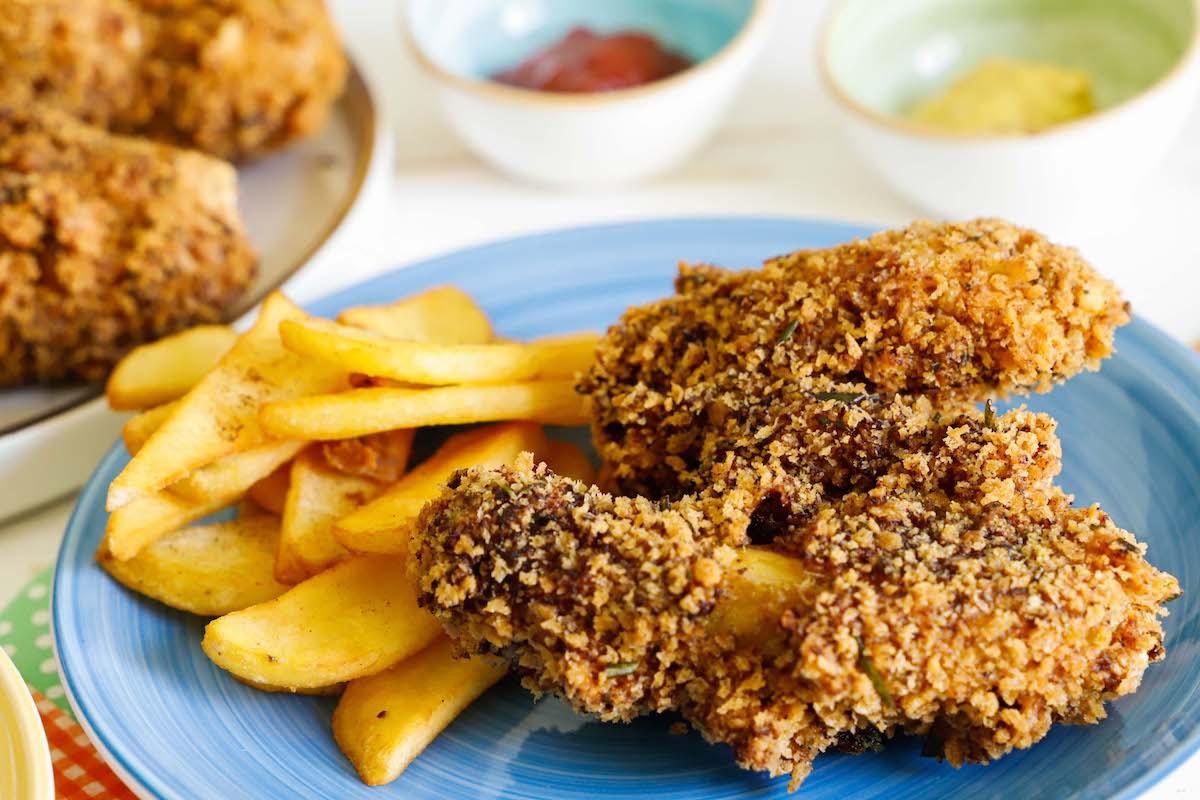 alette di pollo fritte ricetta