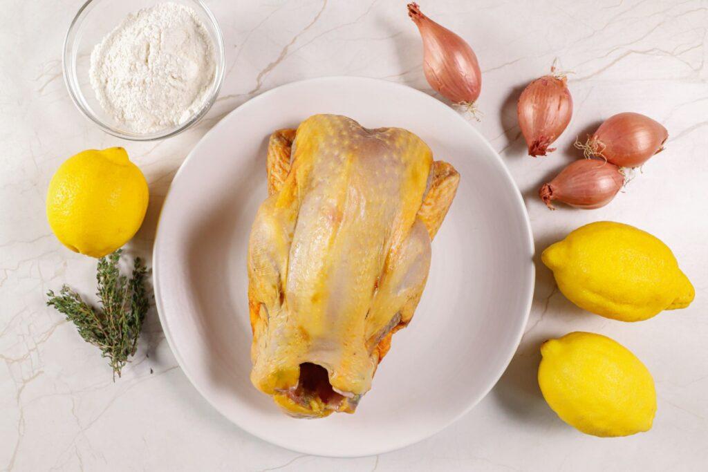 ricetta-faraona-al-limone